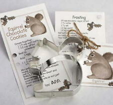 SQUIRREL ~ tin cookie cutter By Ann Clark  ~ MADE IN THE USA (NEW)