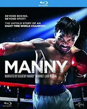 Manny [Blu-ray] [DVD][Region 2]