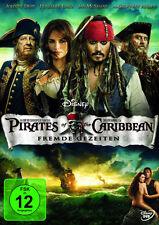 Fluch der Karibik 4 - Fremde Gezeiten (Pirates of the Caribbean 4)   | DVD | 440