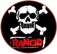 Rancid Iron On Transfer