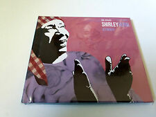 "SHIRLEY HORN ""ULTIMATO"" CD + LIBRO BOOK 16 TRACKS COMO NUEVO"