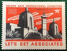 #103 Towers of the East - Let's Get Associated Flying A Gas & Oil, FREE SHIPPING