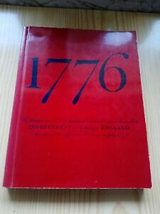 1776 - THE BRITISH STORY OF THE AMERICAN REVOLUTION (paperback)
