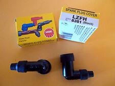 NGK Non-Resistor Magneto  LZFH SPARK PLUG CAPS  Type 10 - 12 & 14 mm Plug