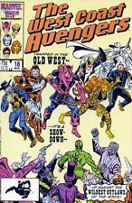 West Coast Avengers (1985-1994) #18