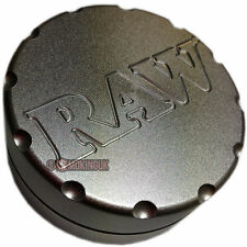 Raw Super Shredder 2 part Herb Grinder-Rolling Papers Brand-Sans Boîte Incl.