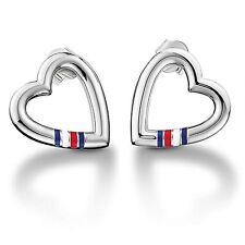 Tommy Hilfiger 2700909 Heart Shaped Stud Earrings