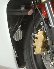 Honda CBR600 F 2013 R&G Racing Downpipe Grille DG0005BK Black
