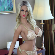 Angelica 1:1 Realistic Silicone Love Lifelike Breasts Vagina Sex Doll