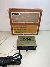 Tyco Model 899B Hobby Transformer Railroad Train Power Pack With Box. 2