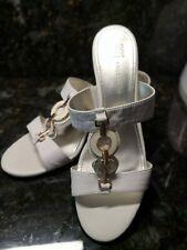 Beautiful Design Anne Klein Leather Sandals Size 9M