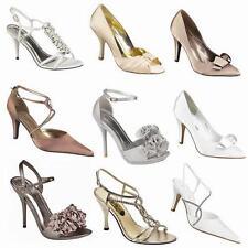 Zapatos de novia de salón boda zapatos Anne Michelle zapatos de mujer talla 36 - 41 B-Ware