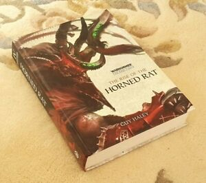 Warhammer: The End Times: The Rise of the Horned Rat by Guy Haley (2015, HB)