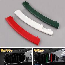 Front Hood Grille Decorative Garnish Grill Trim For Maserati Quattroporte 13-16