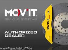 MOVIT 4m6 Bremsbelag Ersatzteil für Bremssättel Bremssattel-kein Brembo