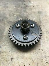 Yamaha XS650 starter motor gears