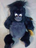 "Gund Tarzan Turk 30"" Purple Disney Plush Soft Toy Stuffed Animal"