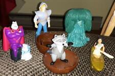 Disney POCAHONTAS McDonald's foreign / U.K. / Canada? toy set of 5 - Meeko +