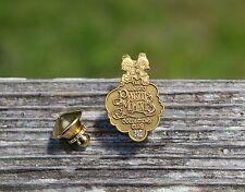 Enesco Precious Moments Collectors Club Pin Pinback Samuel J Butcher with Stone