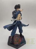 Anime Fullmetal Alchemist Roy Mustang PVC Figure Model 18cm New