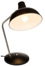 VINTAGE RETRO STYLE BLACK METAL OFFICE DESK LAMP TABLE LIGHT NEW IN GIFT BOX