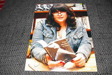 E. L. James el James SIGNED AUTOGRAFO SU 20x27 cm immagine inperson Shades of Grey
