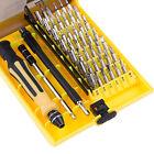 New 45 in 1 Micro Precision Screwdriver Cell Phone Repair Tools Set Tweezer Kit