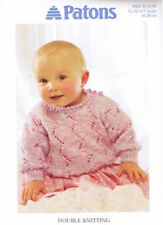 Girls' Crocheting & Knitting Patterns Lace Baby Items