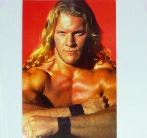 1998 Panini WCW/nWo Vintage Wrestling Photo Cards Chris Jericho #85 🔥Pack Fresh