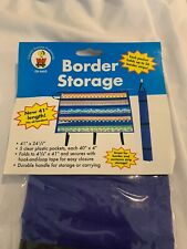 Border Trim Storage Pockets Classroom Storage New In Package
