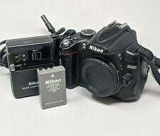 Nikon D D5000 12.3MP Digital SLR Camera - Black (Body Only) - Flash Issue