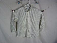 Men's LL Bean Long Sleeve Casual Shirt Sz 16 32