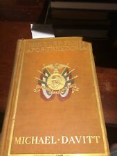 The Boer Fight for Freedom by Davitt Michael, Rare 1902 First Edition