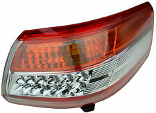 Tail Light For Toyota Camry 07/09-09/11 New Right RHS CV40 Rear Lamp LED 10 11