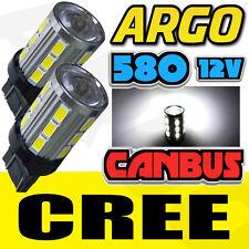 CORSA D INC VXR T20 7443 580 LED CREE DRL SIDELIGHT ERROR FREE CANBUS