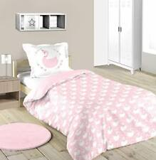 Linge de lit et ensembles roses, pour chambre d'enfant