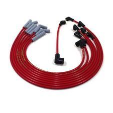 Taylor Spark Plug Wire Set 84214; ThunderVolt 8.2mm Red for Cadillac, Jeep V8