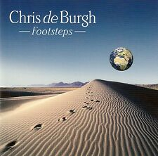 CHRIS DE BURGH : FOOTSTEPS / CD - NEU
