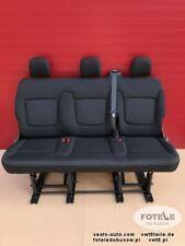 Opel Vivaro Trafic nv300 Talento 3er banc pour habitacle