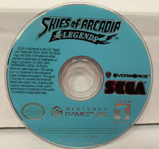 Skies of Arcadia Legends (GameCube, 2003) DISC ONLY FAST SHIPPING!