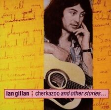 "Ian Gillan ""Deep Purple"" - Cherkazoo and Other Stories, CD New"
