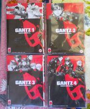 GANTZ 1/37 PRIMA EDIZIONE + Gantz G da 1 a 3 SERIE COMPLETA PLANET MANGA