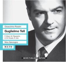 Rossini / Silveri / Filippeschi / Arie / Sanzogno - Guglielmo Tell [New CD]