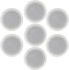 7x blanc en plafond mur hifi Sonos Haut-parleurs stéréo 952.537