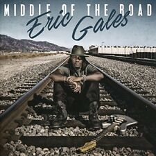Eric Gales - Middle of the Road [CD]