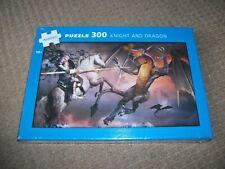 Knight and Dragon Jigsaw - 300 PIECE - New + Sealed