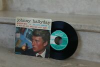 45 t /  johnny hallyday - madison twist  (432 799 BE) 1962