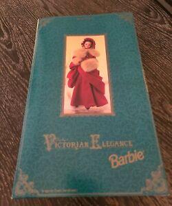 Barbie Victorian Elegance Doll #12579 Hallmark Sp Ed Ice Skater 1994