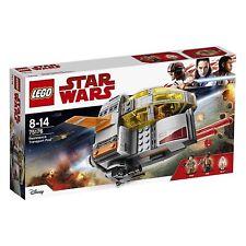 75176 LEGO STAR WARS Modelo Transporte De Resistencia Pod