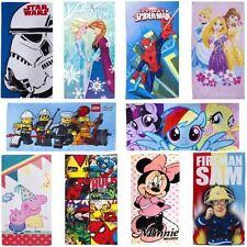 Serviettes et gants de toilette Disney pour enfant